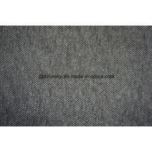 Tissu de laine de différentes couleurs Warp & Weft