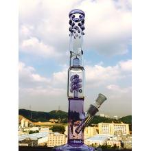 China-Fabrik gefärbte Anmut-Honig-Glas-Rohr
