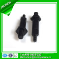 Black Zinc Plated Steel Material Safety Pin