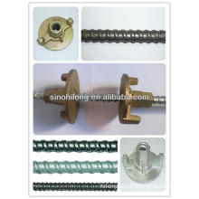 High Performance/Steel Tie Rod with Nut/Structural Tie Rods