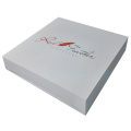 Rectangular paper jewellery display box