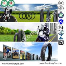 Шина для мотоциклетных шин с радиальными и смещенными стенками