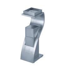 Stainless Steel Waste Bin for Hotel/Office Lobby (YW0044)