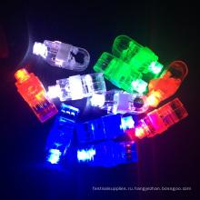 LED палец свет вспышки оптовые партии пользу
