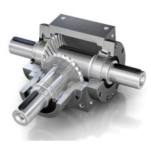 stainless steel precision bevel gearbox for automotives