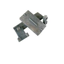 El vidrio de agua perdió la pieza de hierro dúctil del molde de la precisión g40 de la cera