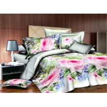 New Design Bed Sheet Set Microfibre