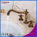 Robinet d'eau Fyeer à large bassin en laiton antique