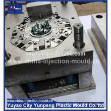 over moulding plastic oil cylinder mold car auto accessory Interior Parts Mould (video)