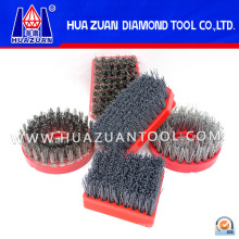 Diamond Abrasive Brush for Stone Grinding