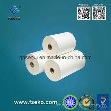 Película mate laminada termal de 24mic BOPP para la impresión en offset