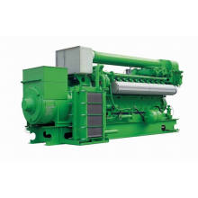 500kw Original Cummins Engine Kt38natural Gas Generator Power Plant