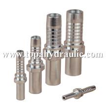 metric thread remove compression tube hose fittings