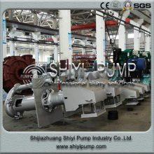 Vertikale Hochleistungs-Bergbau-Wassertransferpumpe