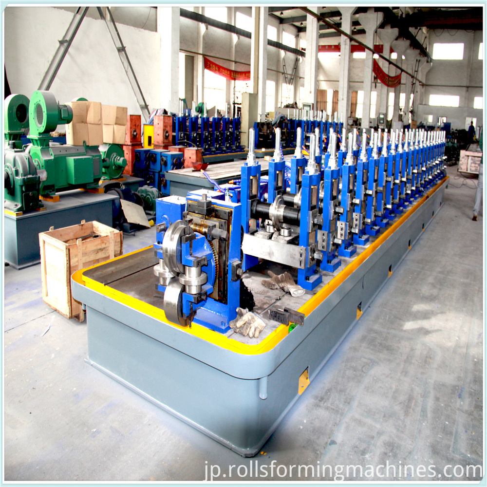 welded pipe machine 29