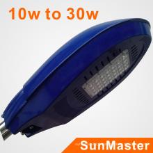 CE RoHS a approuvé le réverbère de 30W LED (SLD13-30W)
