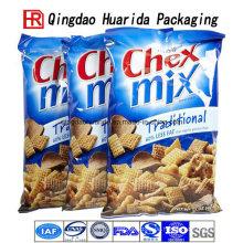Aluminiumfolie-Plastikchip-Verpackungs-Beutel-Lebensmittelverpackungs-Tasche