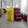 840L Low-Medium Pressure Carbon Steel Liquid Ammonia Cylinder with Valves