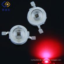 Nahinfrarotlicht emittierende Diode High Power 3W High Power rot 660nm LED