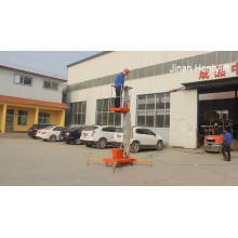 double used aluminum home lift used portable elevator home lift