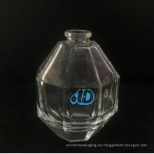Botella de perfume del animal doméstico del grabado del nuevo producto Ad-R31 de la venta 55ml