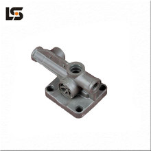 Clear Anodize Aluminium Die Castings Cast Pump Body of Auto Parts