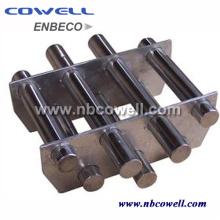 Высокопроизводительная магнитная решетка Ss316 для пресса для экструдера