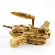 Wooden Transportation Toy