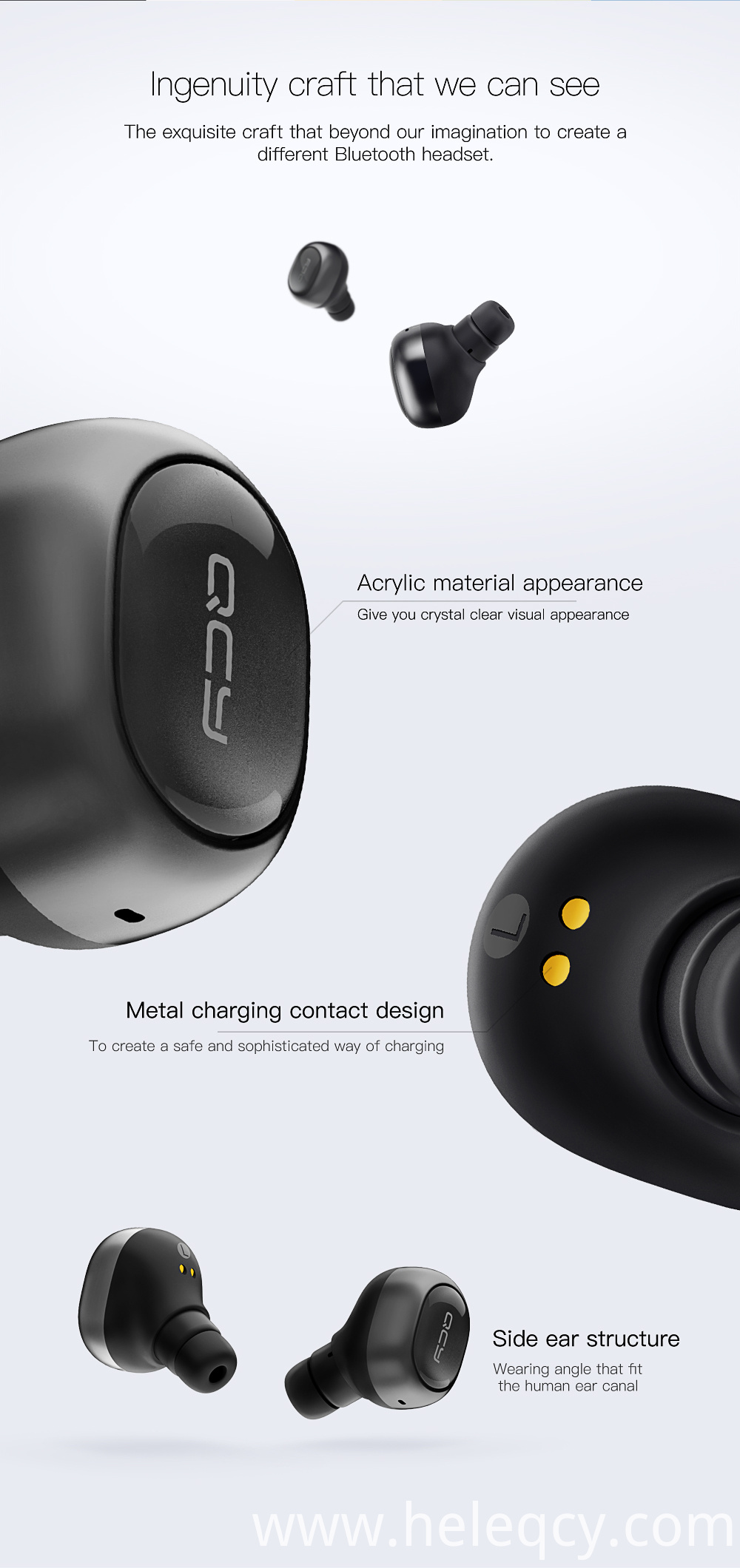 Sports Truly Wireless Earbuds