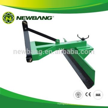 Heavy duty land grader blade machine