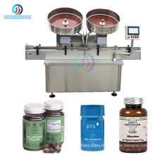 Small business applicable tablets counting machine capsule bottling machine CE certificated
