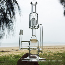 Neptune Spear Shape Fantastic Design Glass Smoking Water Pipes (ES-GB-264)