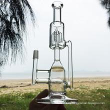 Нептун-копье Форма Фантастический дизайн Стеклянные курительные трубки для воды (ES-GB-264)