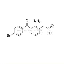CAS 120638-55-3, натрий (2-амино-3- (4-бромбензоил) фенил) ацетат [Bromfenac Sodium]