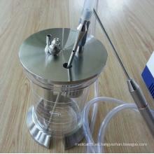 Grasa inyectable para el filtro de transferencia de grasa autóloga