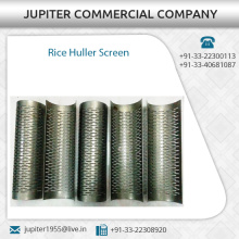 All Size and Types of Rice Huller Screen Available at Affordable Price