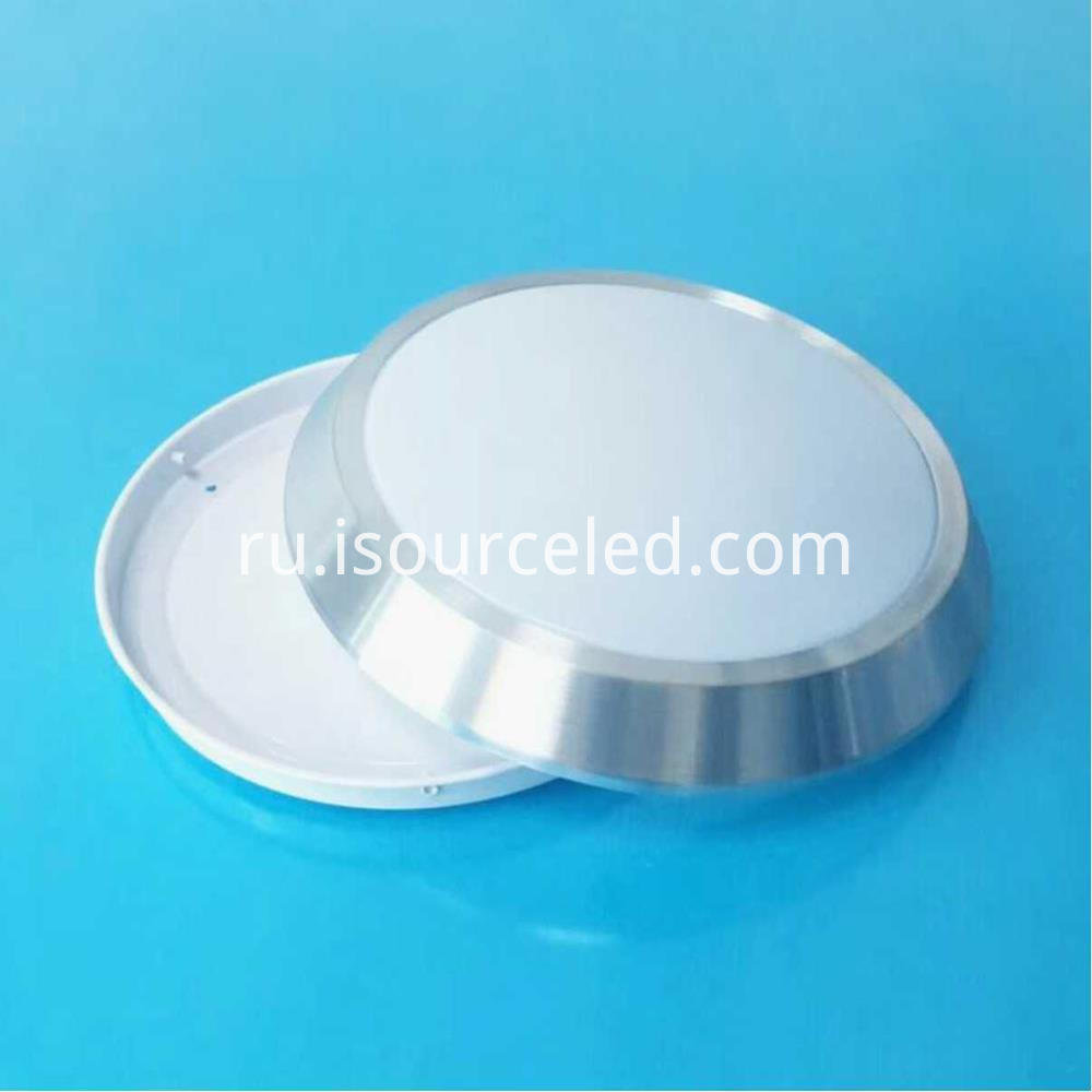 5000K PVC 10w-25w ceiling lamp shades bedroom