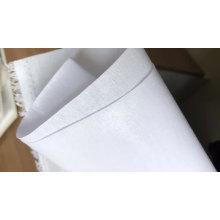 Approvisionnement d'usine 100% coton chemise fusible tissé entoilage