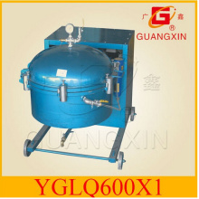 Edible Oil Purifier Crude Edible Oil Cleaner Yglq600*1