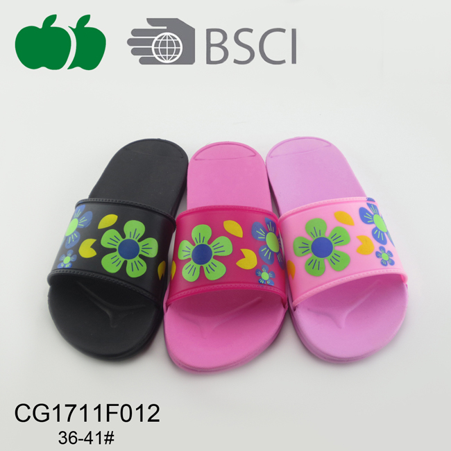 New Design High Quality Women Injection Eva Slipper