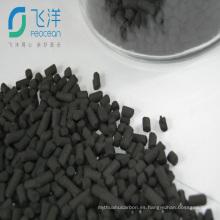 fábrica de suministro de gran capacidad de adsorción de carbón activado / carbón activado para el tratamiento del agua