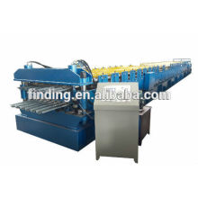 high efficient & low cost double layer cold roll forming machine for wall tile made in China