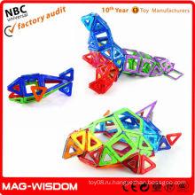 Пользовательские магнитные пластиковые игрушки