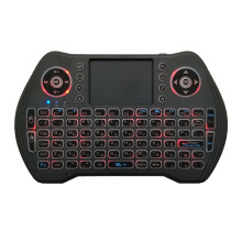 MT10 3 color backlight Keyboard factory OEM gaming air wireless mouse and keyboard combos multi language keyboard