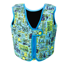 Seaskin Children's Neoprene Float Vest For Swimming