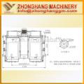 Nouvelle machine de séparateur de riz à gravité spécifique à la condition avec séparateur à double corps / paddy / petite fraise à riz
