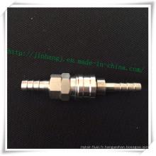 Connecteur rapide pneumatique Sh / pH en acier inoxydable