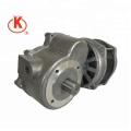 220V 125mm self-locking induction motor for boom barrier
