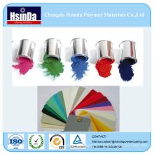 Fabrication concurrente de revêtement de poudre de jet de prix de Hsinda