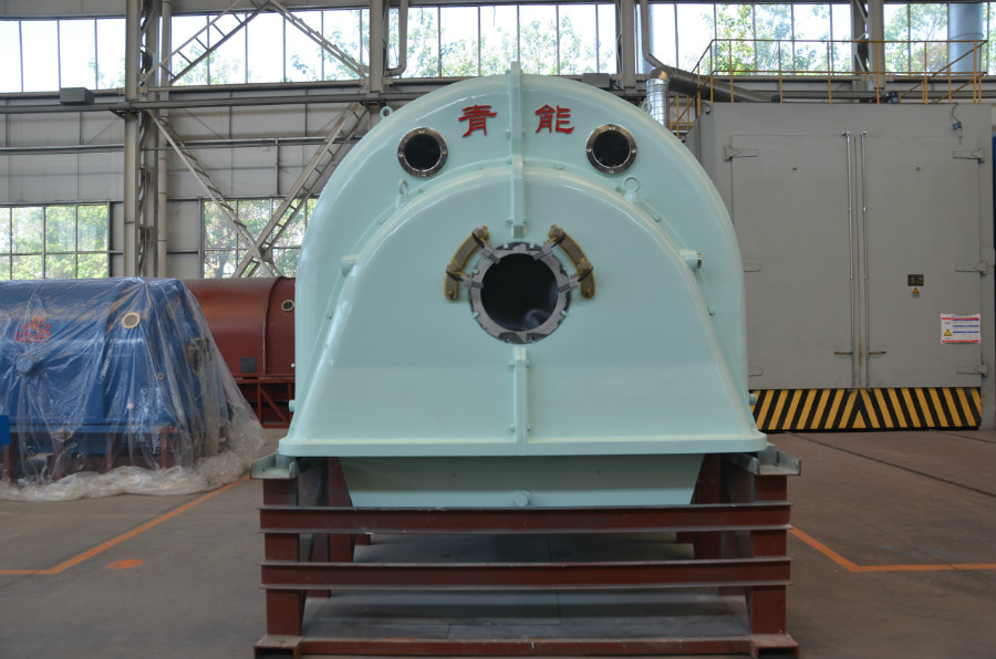 Steam Turbine Generator 27